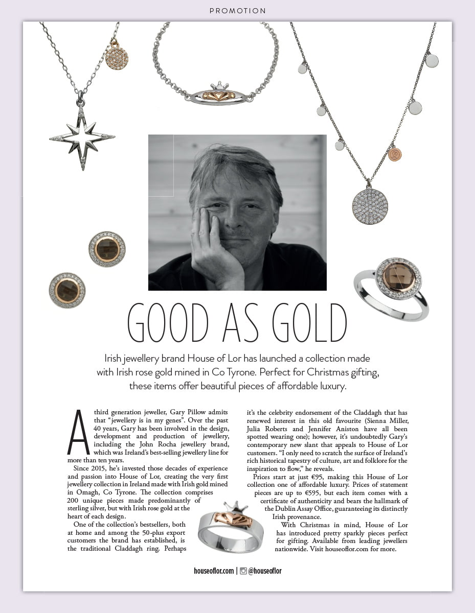 Good as Gold – House of Lor in Image Magazine