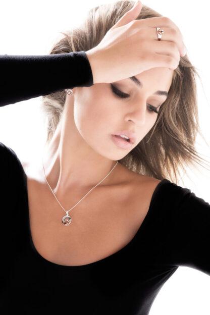 iconic claddagh pendant